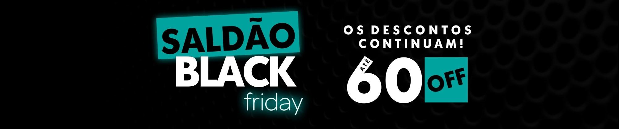 Saldão Black Friday