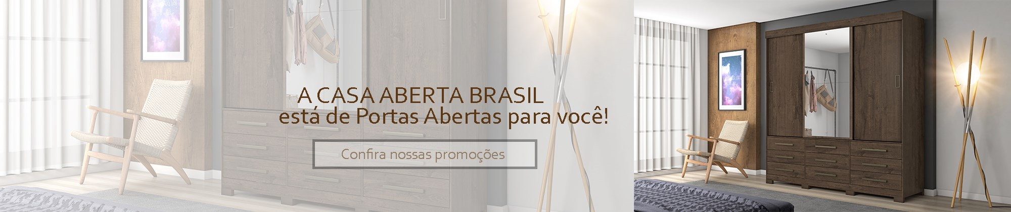 Casa Aberta Brasil - produtos em promoção