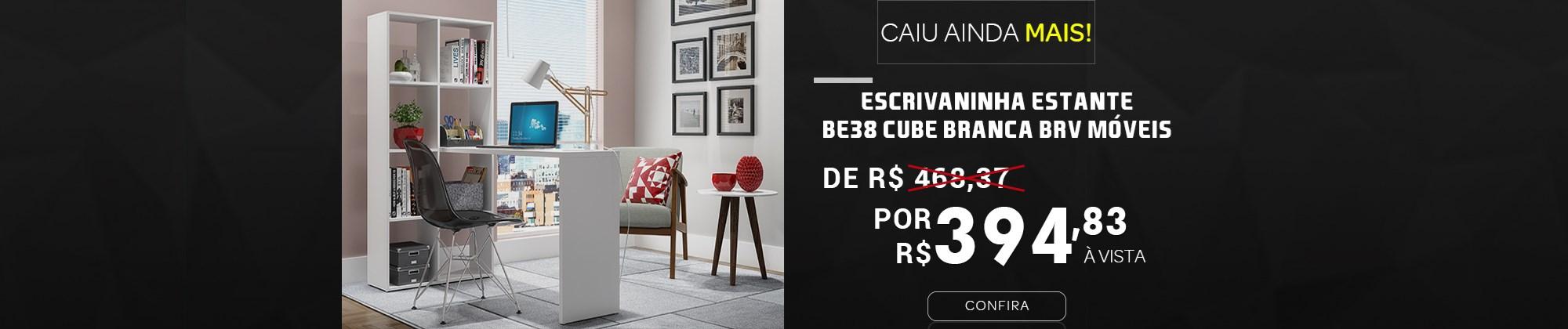 Escrivaninha Multiuso BRV Móveis na Casa Aberta Brasil