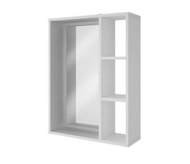 Armário Para Banheiro BBN03 Branco BRV Móveis