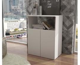 Balcão Baixo Bho22 Office Branco Brv Móveis