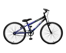 Bicicleta 24 Ciclone Aro 24 Azul/Preto Master Bike