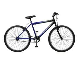 Bicicleta 26 Ciclone Aro 26 Azul/Preto Master Bike