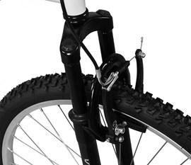 Bicicleta 26 Totem S 18 M Aro 26 Preto Master Bike