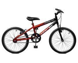 Bicicleta Aro 20 Ciclone Aro 20 Vermelho/preto Master Bike