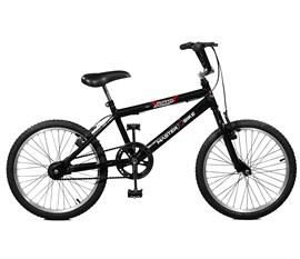 Bicicleta aro 20 Jump Aro 20 Preto Master Bike