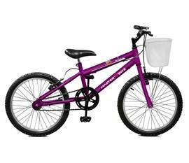 Bicicleta aro 20 Serena Aro 20 Violeta Master Bike