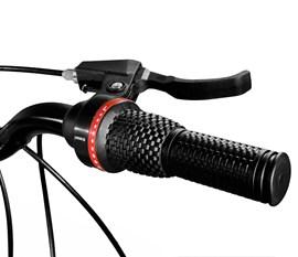 Bicicleta aro 20 Serena Plus 7 marchas Aro 20 Violeta/Branco Master Bike