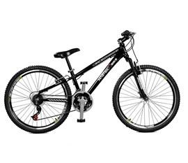 Bicicleta aro 26 Free Rider S A-36 21 M Aro 26 Preto Master Bike