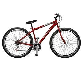 Bicicleta aro 29 Ciclone 21 M Aro 29 Vermelho Master Bike