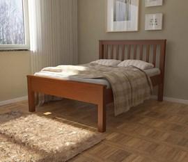Cama de Casal Simples 100 Castanho R Móveis Saraiva