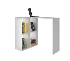 Escrivaninha BC42 Cube Branca BRV Móveis