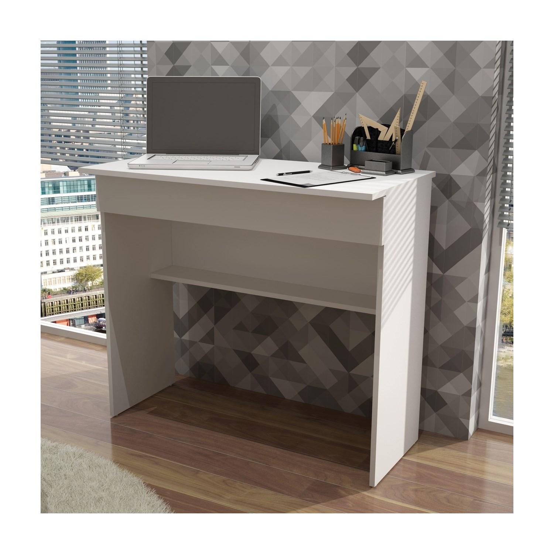 Escrivaninha Office Bho21 Branco Brv Móveis