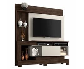 Estante Home Para Tv Até 50 Polegadas Malbec Trend Notável Móveis