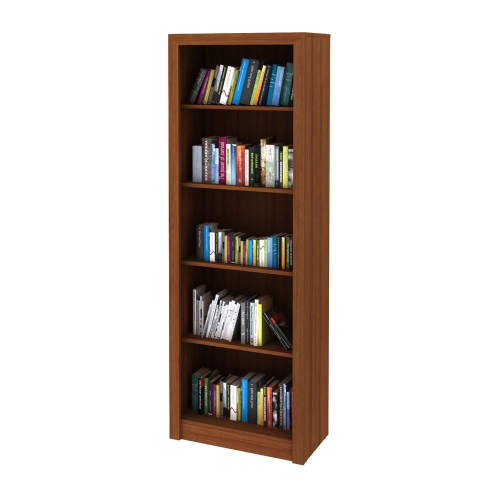 Estante Para Livros Me4104 Amendoa Tecno Mobili