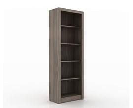Estante Para Livros Me4104 Carvalho Tecno Mobili