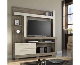 Estante Para Tv Até 50 Polegadas Nt1055 Canela com Areia Notável Móveis