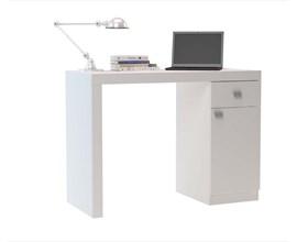 Mesa de Computador Frame Bc35 Branco Brv Móveis
