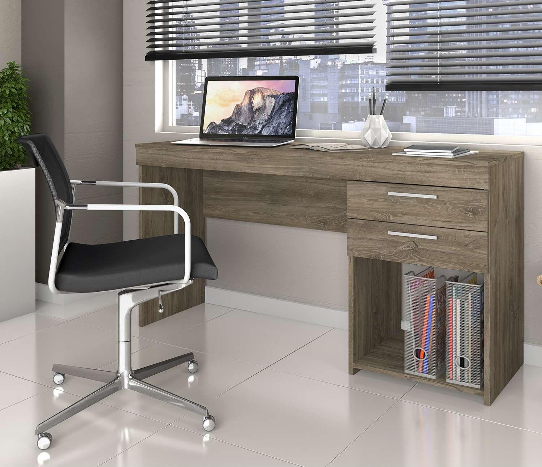 Mesa de Escritório Office Canela Notável Móveis