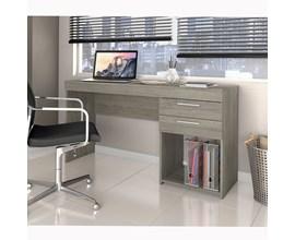 Mesa de Escritório Office Carvalho Notável Móveis