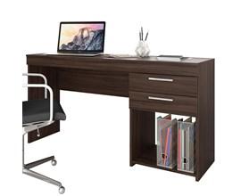 Mesa de Escritório Office Malbec Trend Notável Móveis