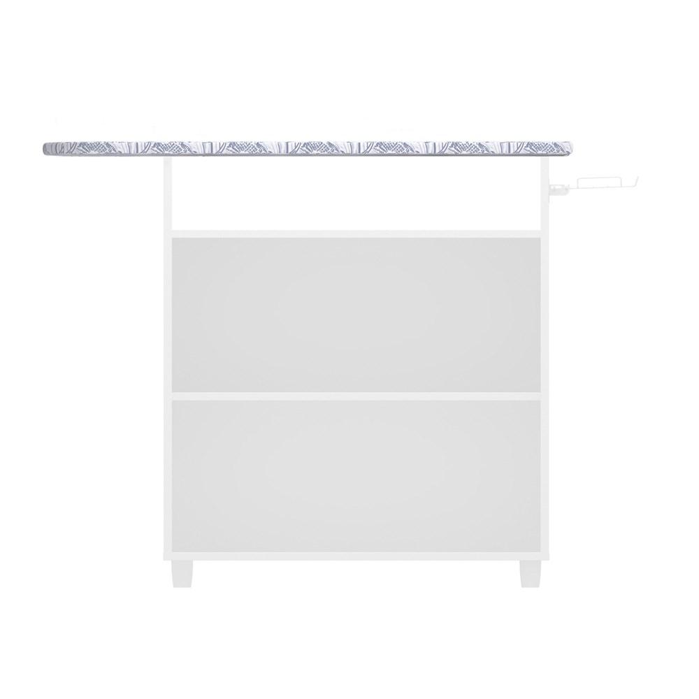 Mesa de Passar Criativa Branco Notável Móveis