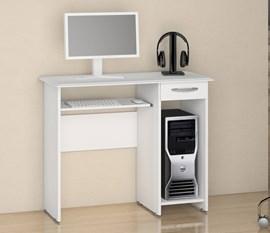 Mesa para Computador Siena Branca Notável Móveis