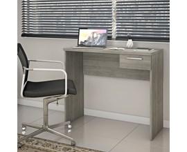 Mesa para Escritório Office 90cm com 1 Gaveta Carvalho NT2000 Notável Móveis