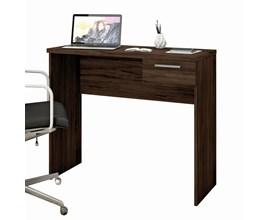 Mesa Para Escritório Office 90cm com 1 Gaveta Malbec Trend Nt2000 Notável Móveis