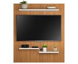 Painel Nt 1070 Para Tv Até 50 Polegadas Freijó Trend Notável Móveis