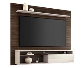 Painel Nt 1100 Para Tv Até 60 Polegadas Malbec Trend Notável Móveis