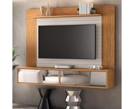 Painel Nt 1105 Para Tv Até 55 Polegadas Freijó Trend Notável Móveis