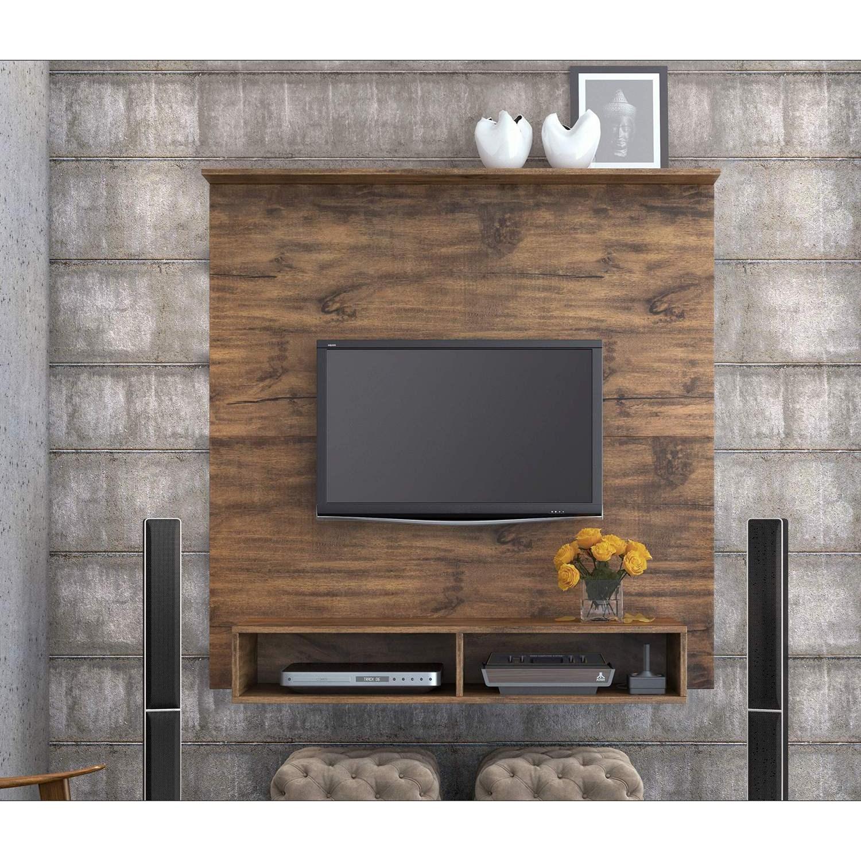 Painel Para Tv 120cm Pa11 Nobre Dalla Costa