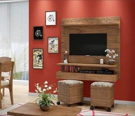 Painel para TV 120cm PA14 Nobre Dalla Costa