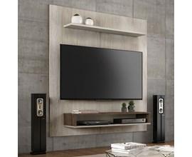 Painel Para Tv 50 Polegadas Nt1095 Mezzo/café Notável Móveis