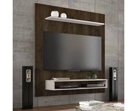 Painel Para Tv 50 Polegadas Nt1095 Pinhão Notável Móveis