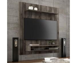 Painel Para Tv 50 Polegadas Nt1095 Terrarum Notável Móveis