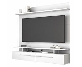 Painel para Tv até 60 Polegadas Branco New NT1110 Notável Móveis